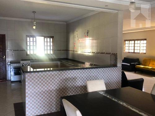 Casa Com 3 Dormitórios À Venda, 600 M² Por R$ 1.220.000,00 - Chácara Recreio Lagoa Dos Patos - Jundiaí/sp - Ca0966
