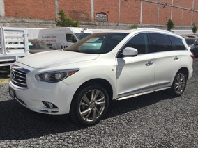 2014 Infiniti Qx60 Perfection Ta Awd