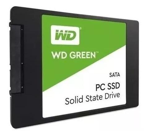 Ssd Wd Green 1tb Sata Lll 2,5