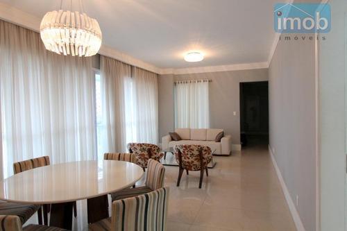 Imagem 1 de 30 de Apartamento Com 3 Dormitórios À Venda, 150 M² Por R$ 1.050.000,00 - Ponta Da Praia - Santos/sp - Ap5965