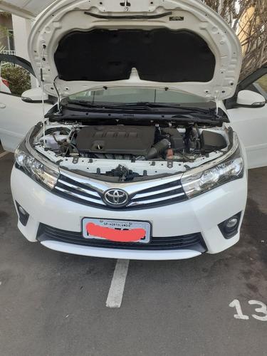 Imagem 1 de 15 de Toyota Corolla 2016 2.0 16v Xei Flex Multi-drive S 4p