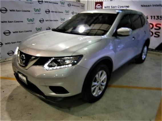 Nissan X-trail 5p Sense 3 L4/2.5 Aut Banca Abatible