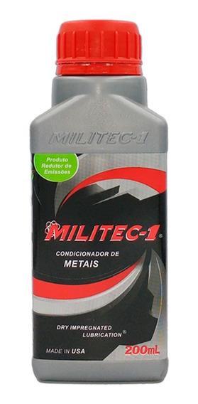 Militec 1 Condicionador De Metais 200ml-100%original Novo