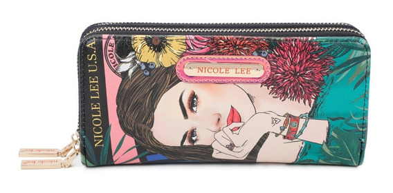 Billetera Nicole Lee Atrevida Prt6900