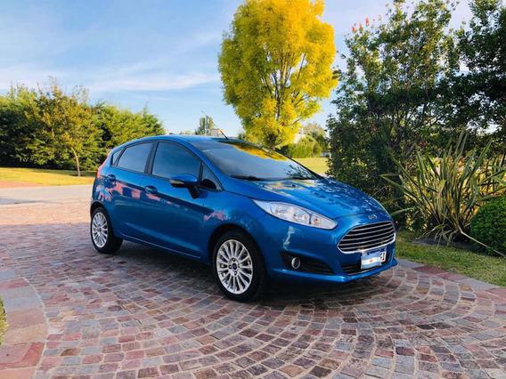 Ford Fiesta Kinetic Permuto