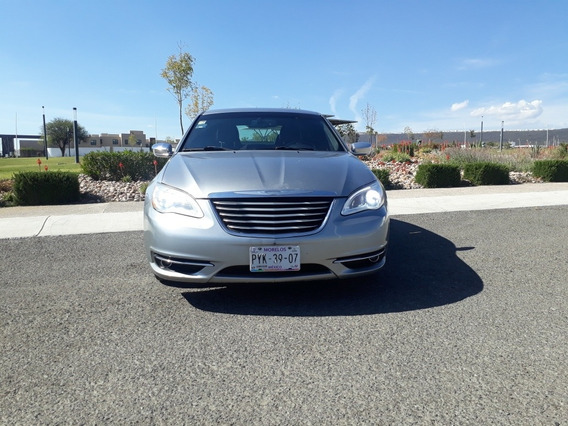 Chrysler 200 2.4 Limited At 2014