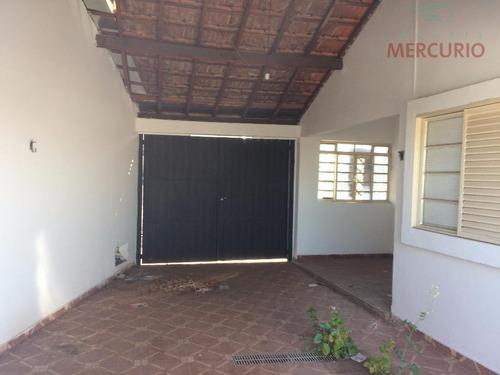 Casa À Venda, 68 M² Por R$ 220.000,00 - Parque Vista Alegre - Bauru/sp - Ca1960