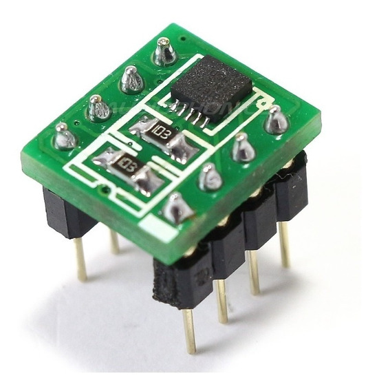 Amplificador Operacional Opa1622 Soundplus Ci Dip8 Op Amp