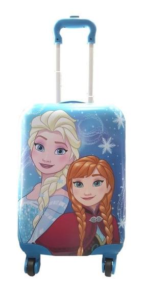 Valija Frozen Cresko Elsa Anna Carry On Envio Mmk Fa374