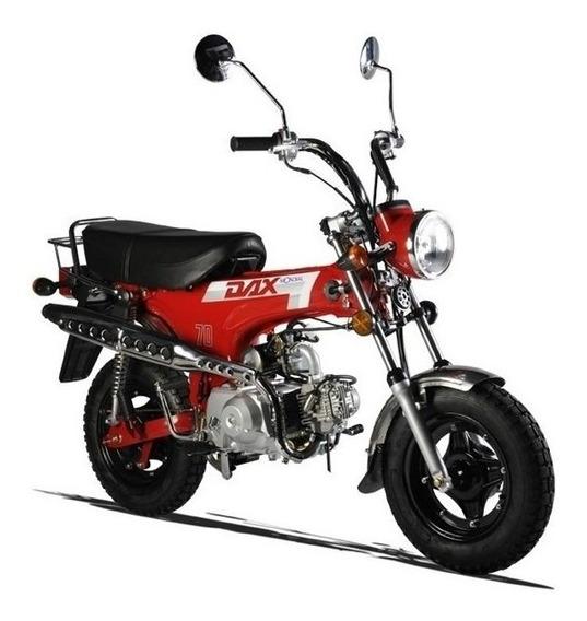 Dax 70 Tipo Hot Moto 0km Liviana 2020 Urquiza Motos