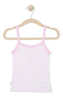 Camiseta Baby Creysi Rosa T00094