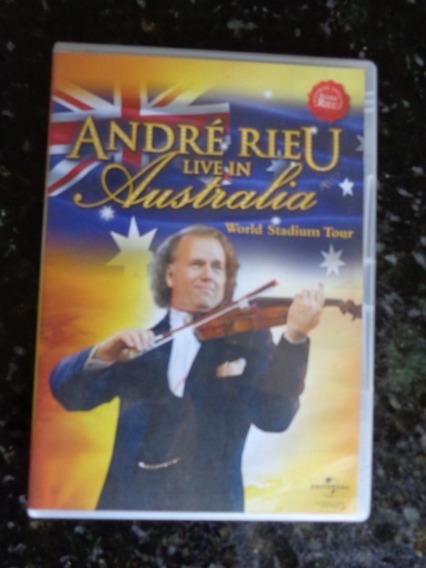 Dvd André Rieu Live In Austrália