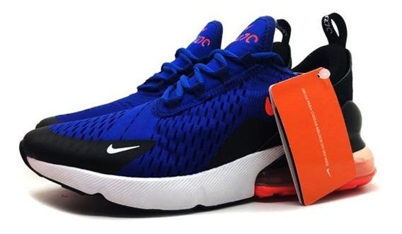 Tênis Masculino Nike Air Max 270 Promoção +frete Grátis