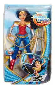 Boneca Mulher Maravilha Dc Super Hero Girls Wonder Woman