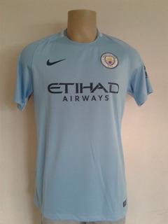 Camisa Do Manchester City - 25 Fernandinho - Nike