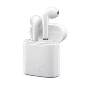 Fone Ouvido Bluetooth Sem Fio Par 4.2 I7s Tws Android iPhone