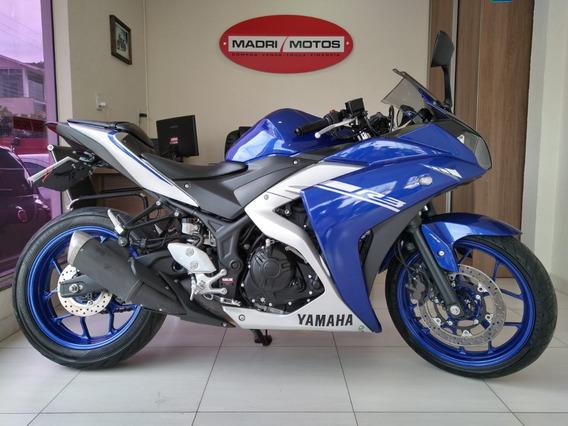 Yamaha Yzf R3 Abs 2018