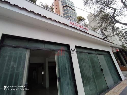 Imagem 1 de 30 de Salão Comercial Parque Da Mooca - Sl0190
