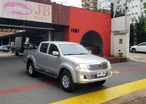 Imagem 1 de 15 de Toyota Hilux Flex Sr 2.7 C.d. Automática