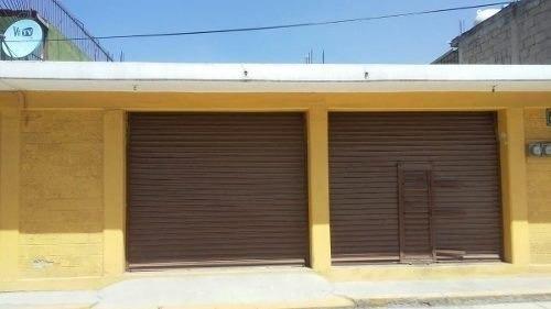 Local Comercial En Venta San Martín Tepetlixpan Cuautitlan