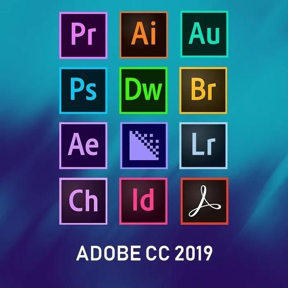 Produtos 2019 Para Criação E Edição - Completo Profissional