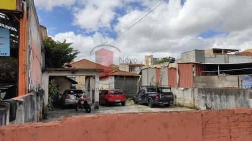 Imagem 1 de 15 de Terreno - Vila Rio Branco - Ref: 10066 - V-10066
