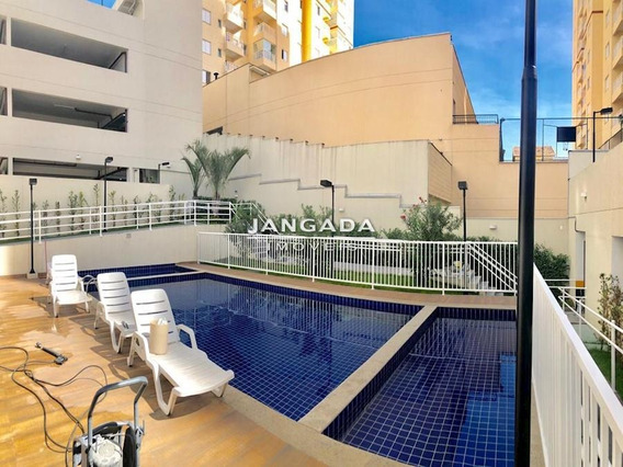 Apartamento Novo Com 02 Dormitorios E 01 Vaga Garagem - Jd. Conceicao - 11564
