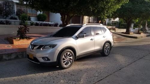 Nissan X Trail Plata 2016 Motor 2.500