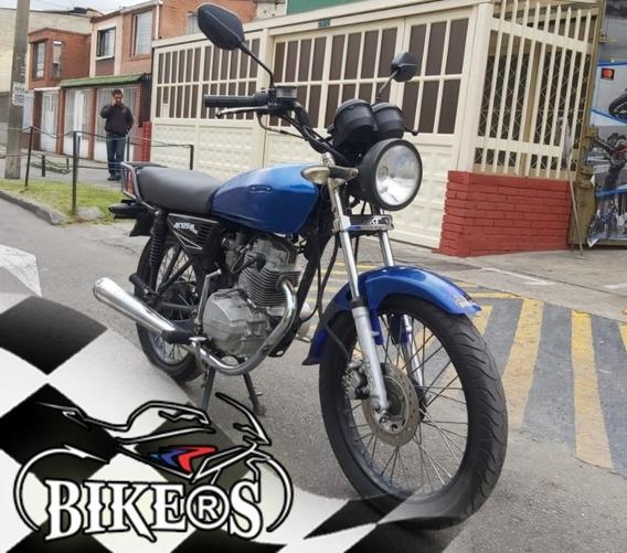 Akt Nkd 125 2008, Recibo Tu Moto @bikers!!!