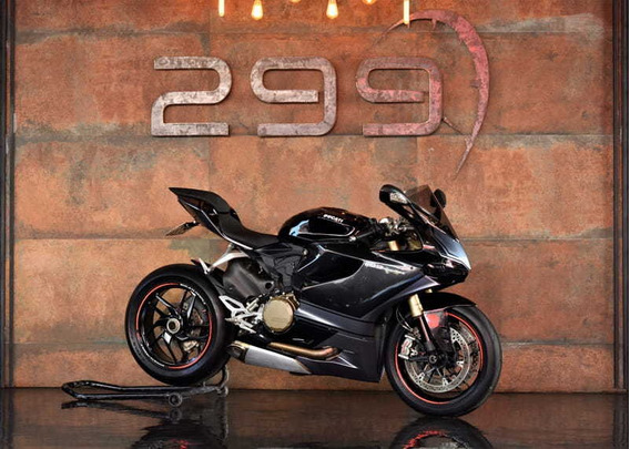 Ducati 1199 Panigale - 2015/2015 Apenas 9.460kms!!!