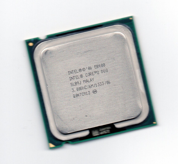 Processador Intel Core 2 Duo E8400 3.00hz Lga 775 + Frete