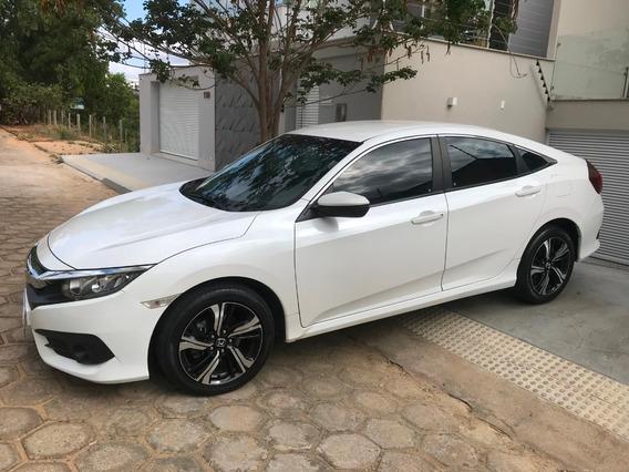 Honda Civic Ex 2.0, Ano 2017, Automático - Carro Particular