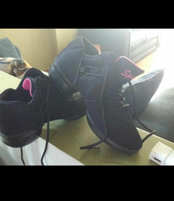 Zapatillas Block Baile Negras Hombres Vans Zapatillas en