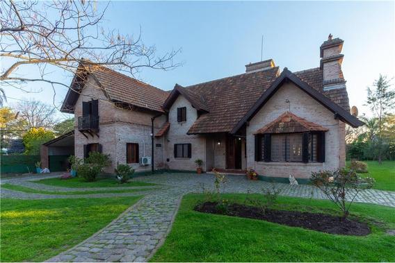 Casa En Alquiler Estilo Inglesa 13 Ambientes