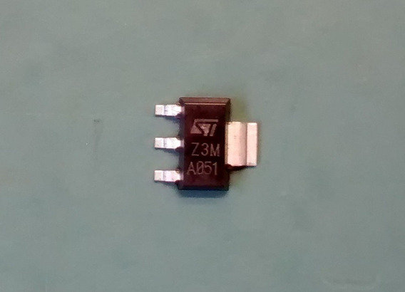 Triac Z3m Smd - Stmicroelectronics - Original