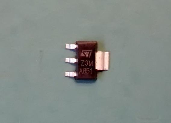 (2pçs) - Triac Z3m Smd - Stmicroelectronics - Original