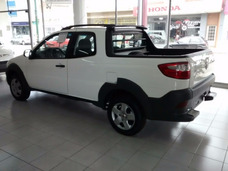 Fiat Strada Working 3ptas, Anticipo De $66.000 Y Retira Ya