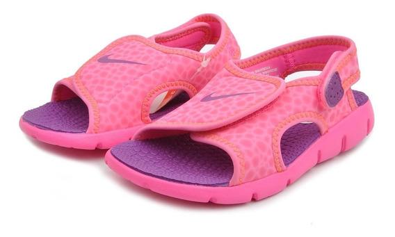 Sandália Nike Sunray Adjust 4 Infantil - Feminino