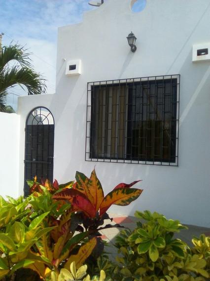 Alquilo Casa En Salinas