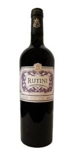 Vino Rutini Cabernet Franc Malbec Blend Tinto Botella 750ml