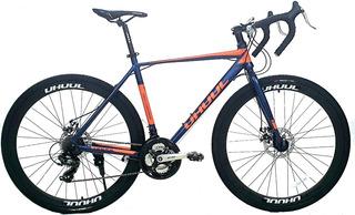 Bike Speed 700 Quadro Alumínio Shimano 21v