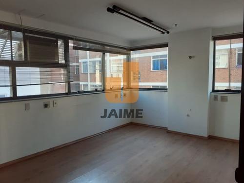 Sala Comercial,  Com 50 M, Recepção E Uma Pequena Sala De Reunião.  - Ja12670