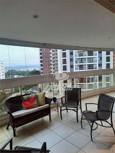 Apartamento Com 4 Dormitórios À Venda, 366 M² Por R$ 4.445.000 - Lapa - São Paulo/sp - Ap18982