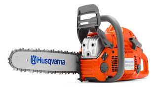 Motosierra Husqvarna 455e/ 3,5hp - Cilindrada 55,5cm3 / 18