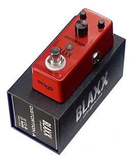 Pedal Blaxx Bxdista Guitarra Bajo Distorsión - Envio Full