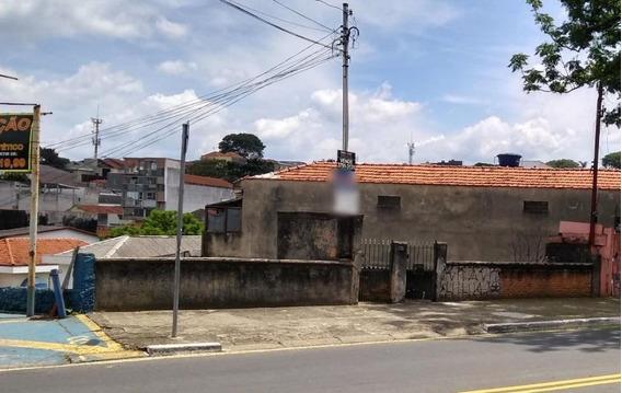 Terreno À Venda, 450 M² Por R$ 1.300.000 - Casa Verde - São Paulo/sp - Te0217