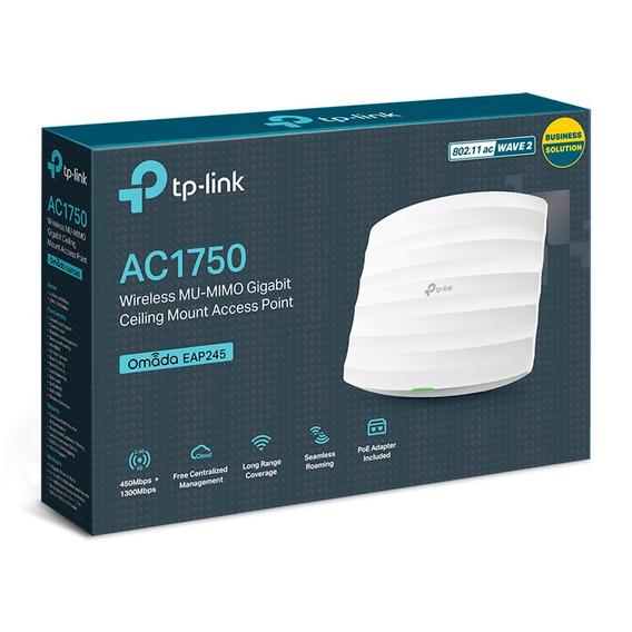 Access Point Tp-link Eap245 Wireless Ac1750 Eap 245
