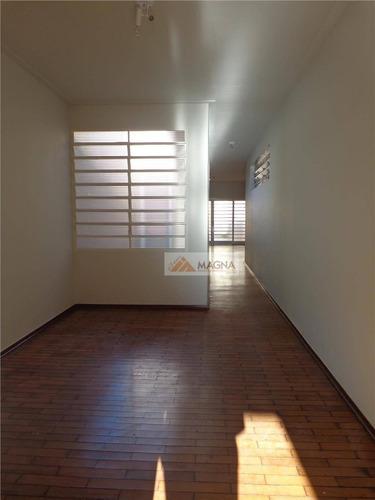 Casa Comercial Para Locação, Jardim Sumaré, Ribeirão Preto - Ca0383. - Ca0383