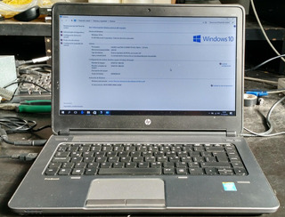 Hp Probook 640 Core I5 4200 4 Gb Ram 320 Gb Hd Bateria No