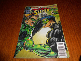 Hq Superboy N 9. Parallax Vs Lanterna Verde.